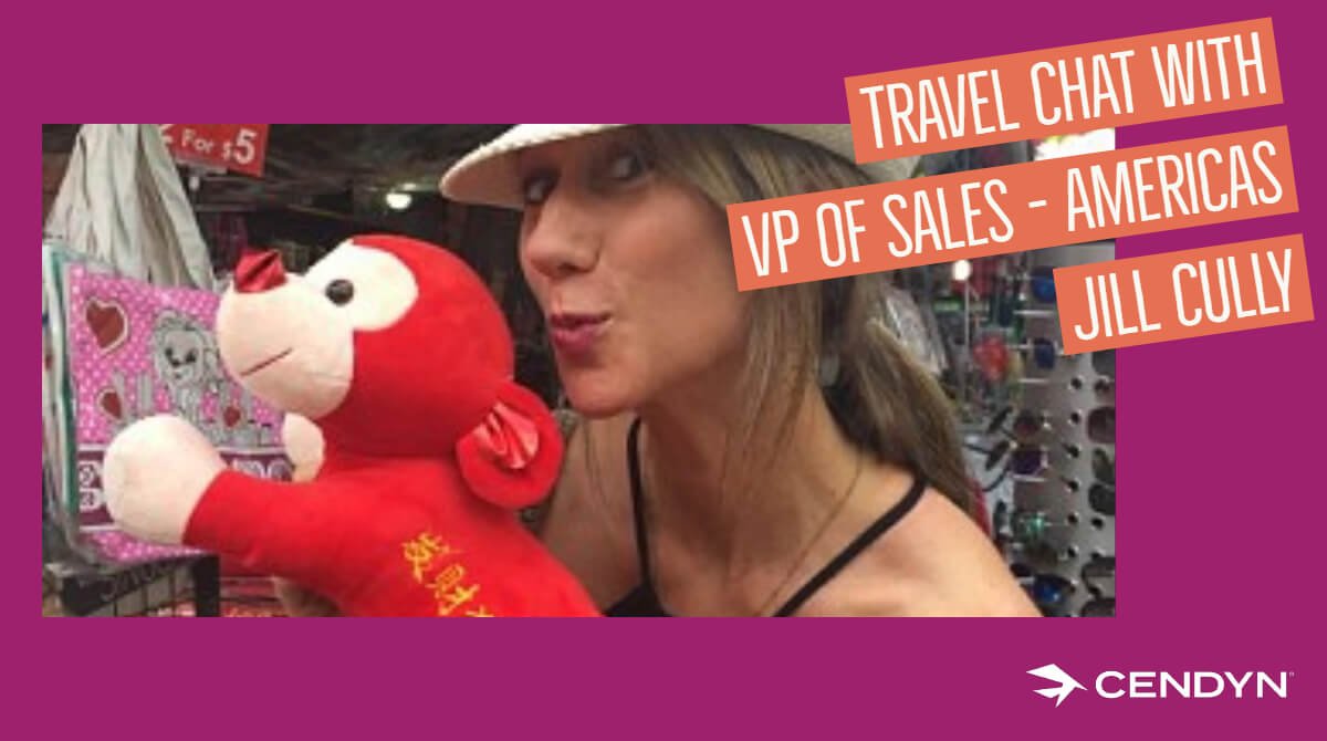 Travel chat with Cendyn Vice President of Sales - Americas Jill Cully
