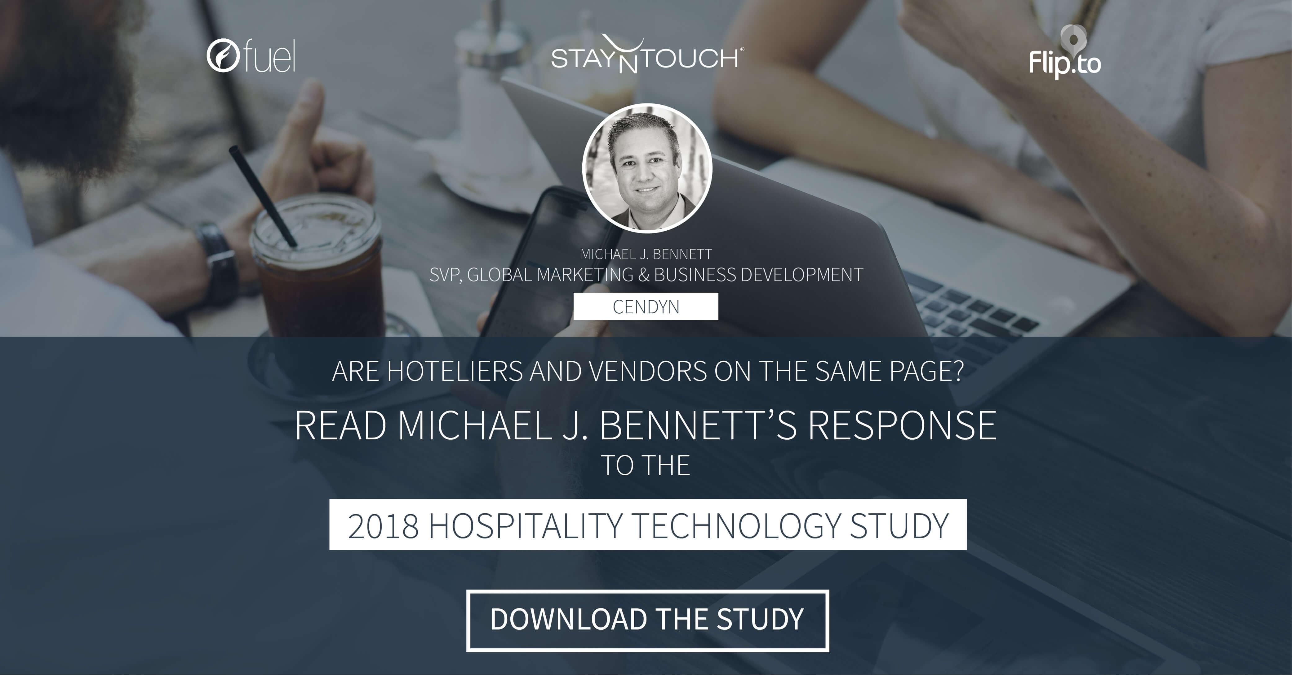 Michael Bennett - Tech Study 2018 - Cendyn