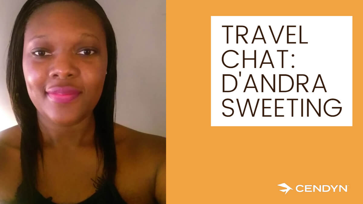 Cendyn   Travel chat Dandra Sweeting